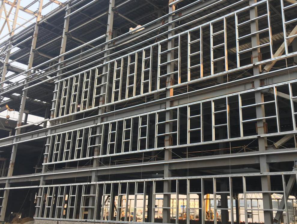 钢结构工程的特性